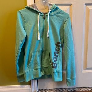 Bench Size Small Hoodie